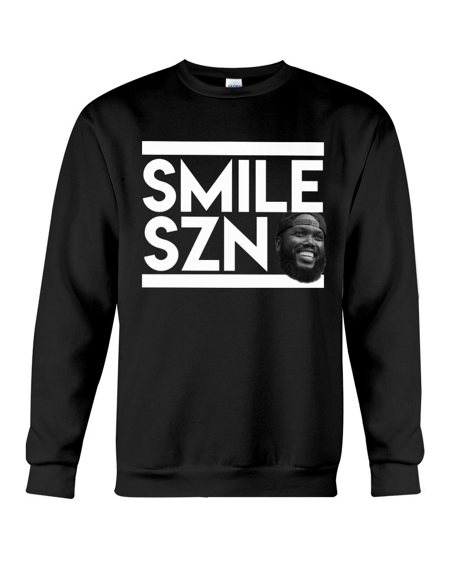 Smile SZN Crewneck Sweatshirt