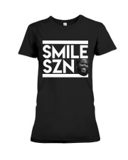 Smile SZN Premium Fit Ladies Tee thumbnail