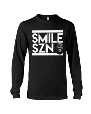 Smile SZN Long Sleeve Tee front