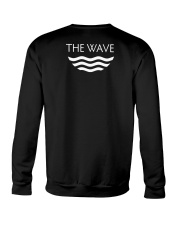 Wavy Crewneck Sweatshirt back