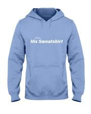 Stolen Goods Hooded Sweatshirt front