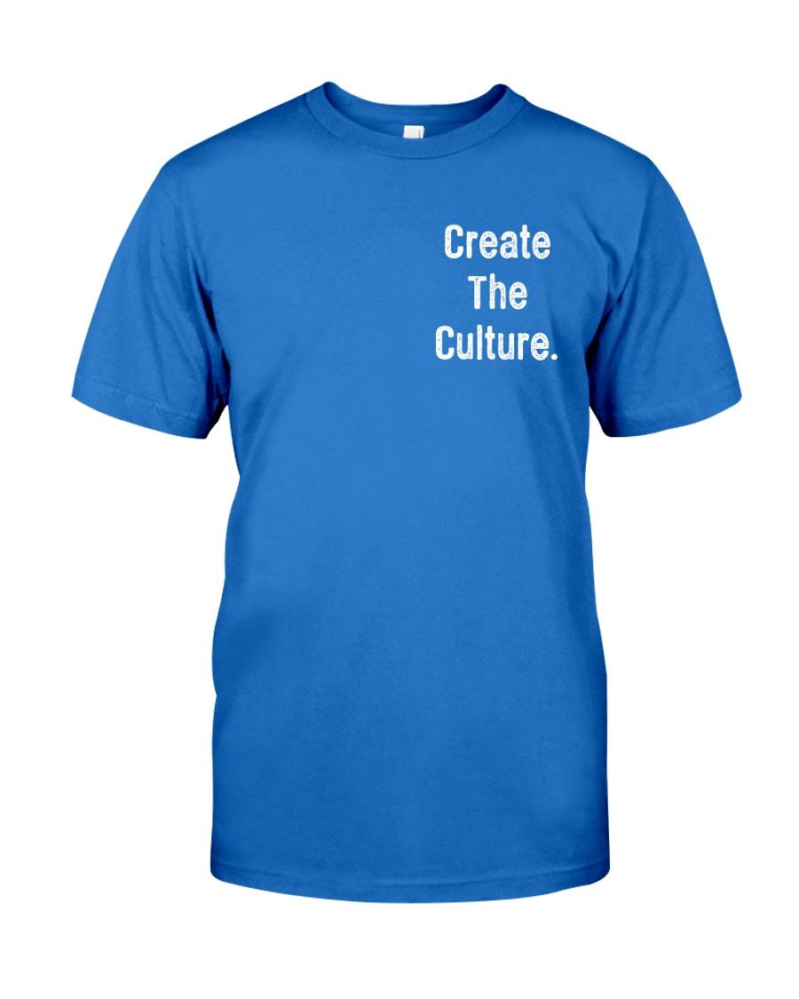 Culture Creators Premium Fit Mens Tee