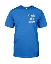 Culture Creators Premium Fit Mens Tee front