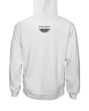 Black American Dream Hooded Sweatshirt back