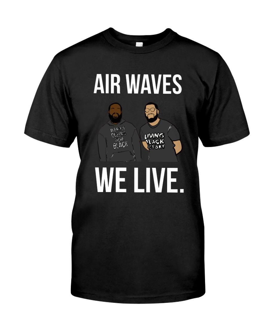 Air Waves Premium Fit Mens Tee