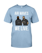 Air Waves Premium Fit Mens Tee front