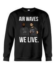 Air Waves Crewneck Sweatshirt thumbnail