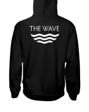 Black Supes Hooded Sweatshirt back