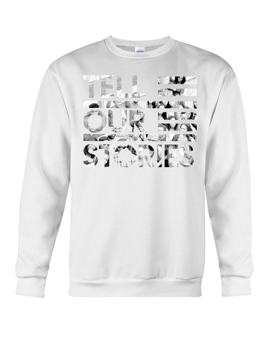 Tell Stories Crewneck Sweatshirt