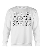 Tell Stories Crewneck Sweatshirt front