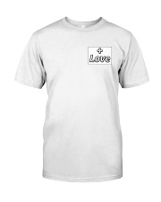 More Love Premium Fit Mens Tee thumbnail