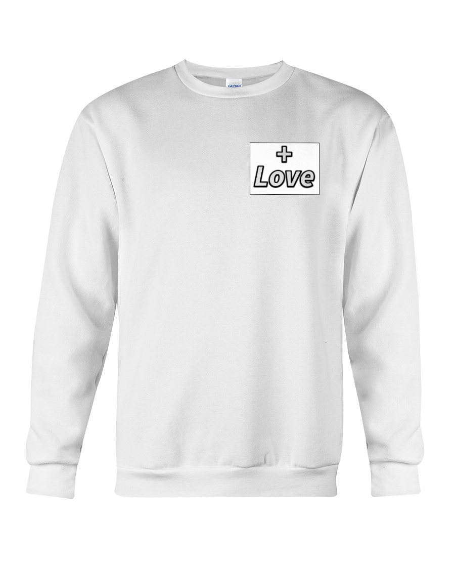 More Love Crewneck Sweatshirt