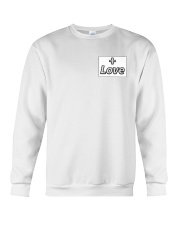 More Love Crewneck Sweatshirt front