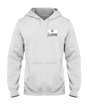 More Love Hooded Sweatshirt thumbnail