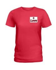 More Love Ladies T-Shirt thumbnail