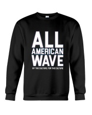 All American Crewneck Sweatshirt front