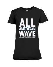 All American Premium Fit Ladies Tee thumbnail