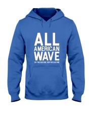 All American Hooded Sweatshirt front