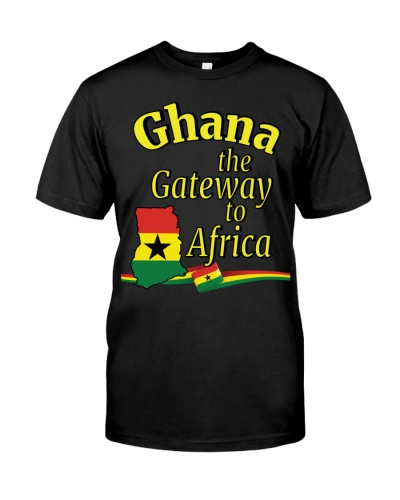Ghana the Gateway to Africa -Limited Edition