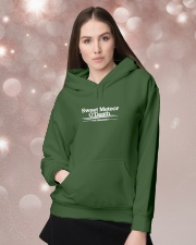 Sweet Meteor O'Death for President Hooded Sweatshirt lifestyle-holiday-hoodie-front-1