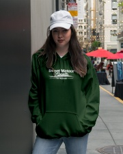 Sweet Meteor O'Death for President Hooded Sweatshirt lifestyle-unisex-hoodie-front-5