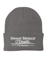 Sweet Meteor O'Death for President Knit Beanie thumbnail