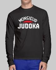 Monsieur JUDOKA - Judo T Shirt Long Sleeve Tee lifestyle-unisex-longsleeve-front-1