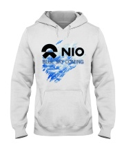 NIO Fan Tshirt  Hooded Sweatshirt thumbnail