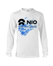 NIO Fan Tshirt  Long Sleeve Tee tile