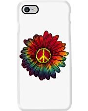 Hippie - Flower tie-dye Phone Case thumbnail