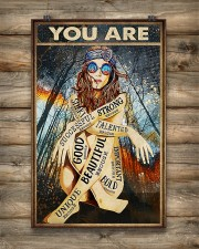 YOU ARE 11x17 Poster aos-poster-portrait-11x17-lifestyle-14