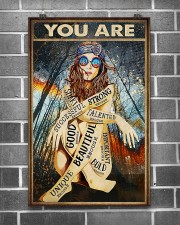 YOU ARE 11x17 Poster aos-poster-portrait-11x17-lifestyle-18