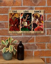 Love Like You Have Never Been Hurt 17x11 Poster poster-landscape-17x11-lifestyle-23