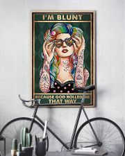 I'M BLUNT 11x17 Poster lifestyle-poster-7