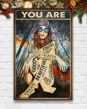You Are Beautiful 11x17 Poster aos-poster-portrait-11x17-lifestyle-23