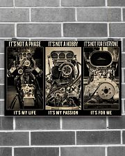 IT'S NOT A PHASE IT'S MY LIFE 17x11 Poster poster-landscape-17x11-lifestyle-18