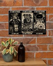 IT'S NOT A PHASE IT'S MY LIFE 17x11 Poster poster-landscape-17x11-lifestyle-23