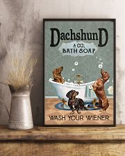Wash Your Weiner 11x17 Poster lifestyle-poster-3
