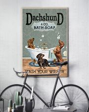 Wash Your Weiner 11x17 Poster lifestyle-poster-7