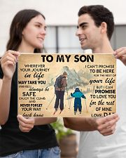 TO MY SON 17x11 Poster poster-landscape-17x11-lifestyle-20