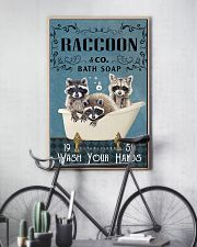 Wash Your Hands 11x17 Poster lifestyle-poster-7