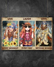 Live Every Moment 17x11 Poster aos-poster-landscape-17x11-lifestyle-12