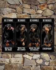 Be Strong When You Are Weak 17x11 Poster aos-poster-landscape-17x11-lifestyle-16