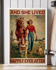And She Lived Happily Ever After 11x17 Poster lifestyle-poster-4