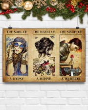 The Soul Of A Gypsy 17x11 Poster aos-poster-landscape-17x11-lifestyle-28