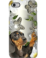 I Love Dachshund Phone Case i-phone-8-case