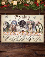 It's Okay  17x11 Poster aos-poster-landscape-17x11-lifestyle-27