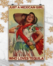 JUST A MEXICAN GIRL  11x17 Poster aos-poster-portrait-11x17-lifestyle-25