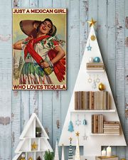JUST A MEXICAN GIRL  11x17 Poster lifestyle-holiday-poster-2