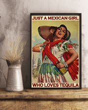 JUST A MEXICAN GIRL  11x17 Poster lifestyle-poster-3